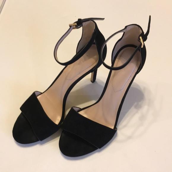 3e61e65a616 Aldo Shoes - Aldo Melawet sandals heels black size 8
